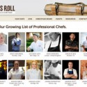 The LinkedIn for Chefs: New Site Chef's Roll Promotes Culinary Minds and Careers