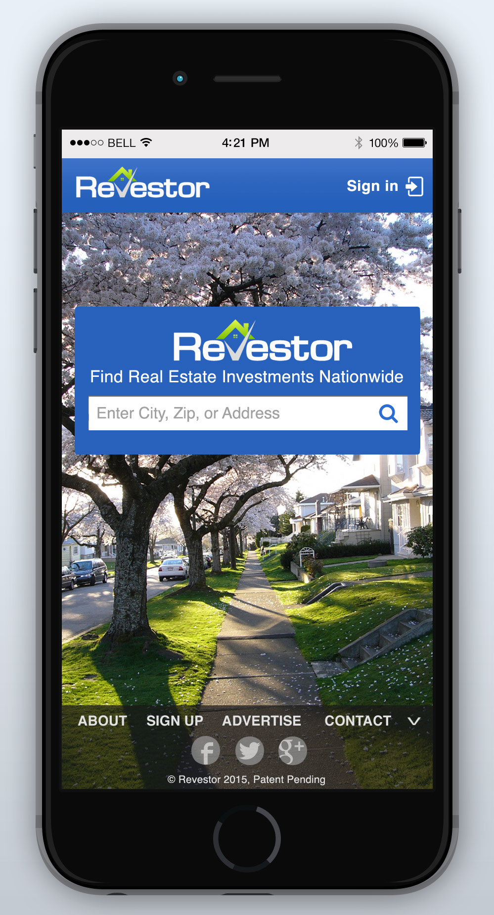 Revestor_iPhone6_HOME_v.3.2