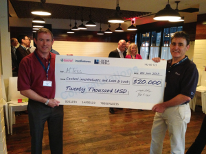 Mtell wins castrol pitch competition